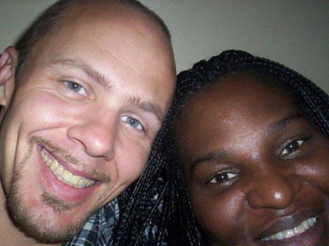 Interracial Marriage Tanya & Dustin -  Georgia, United States