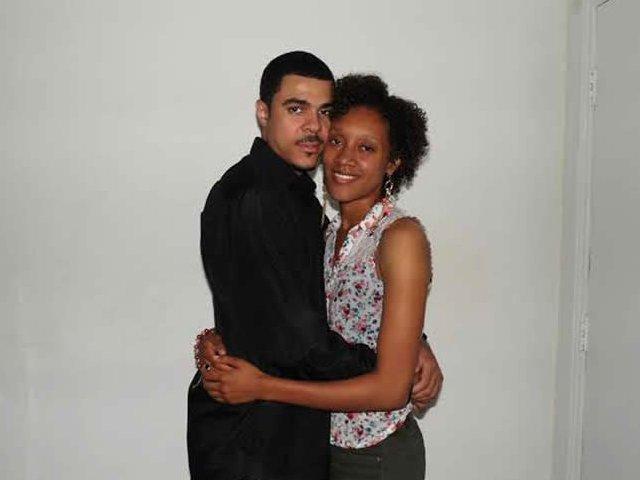 Interracial Couple LaShella & Darryl - Houston, Texas, United States
