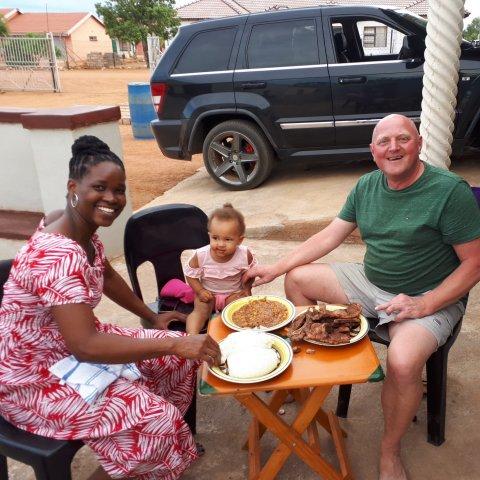 Interracial Marriage - Bonding in Joburg | AfroRomance - Wendy & Markus